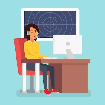 Supporto online per call center di emergenza