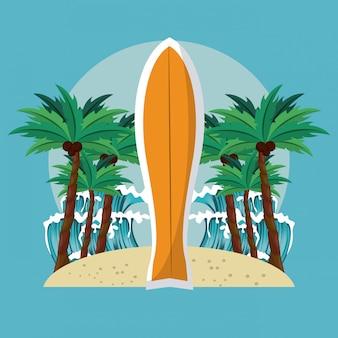 Surf e spiaggia