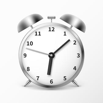 Sveglia con campane, suoneria timer illustrazione