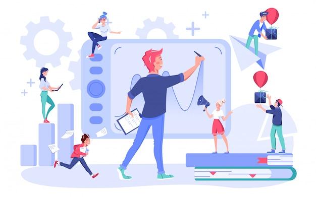 Sviluppo della strategia della campagna di marketing digitale