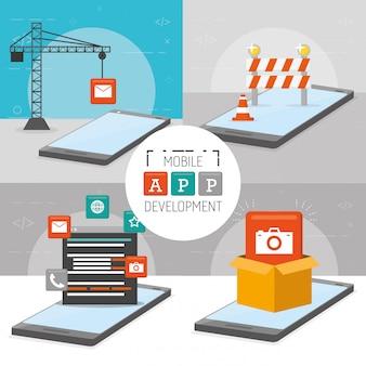 Sviluppo di app mobili