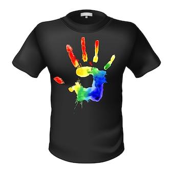 T-shirt alla moda