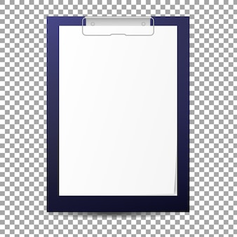 Tablet di appunti di carta