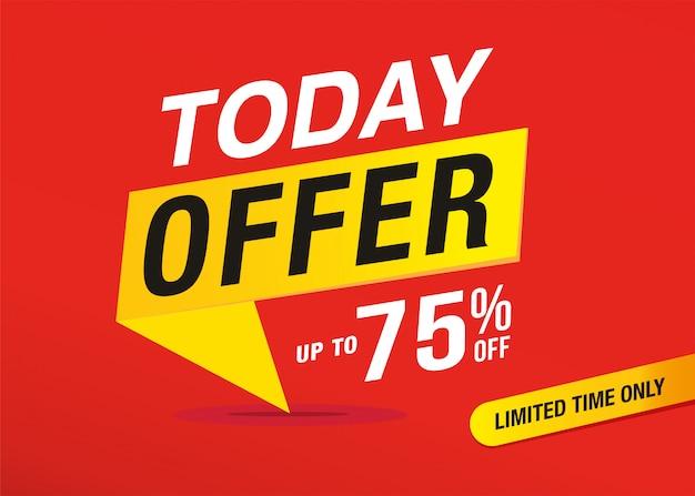 Tag di vendita e offerta speciale, cartellini dei prezzi, etichetta di vendita