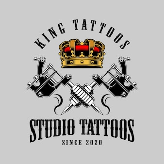 Tatuaggi di re