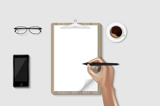 Tavolo da lavoro e scrivania da lavoro