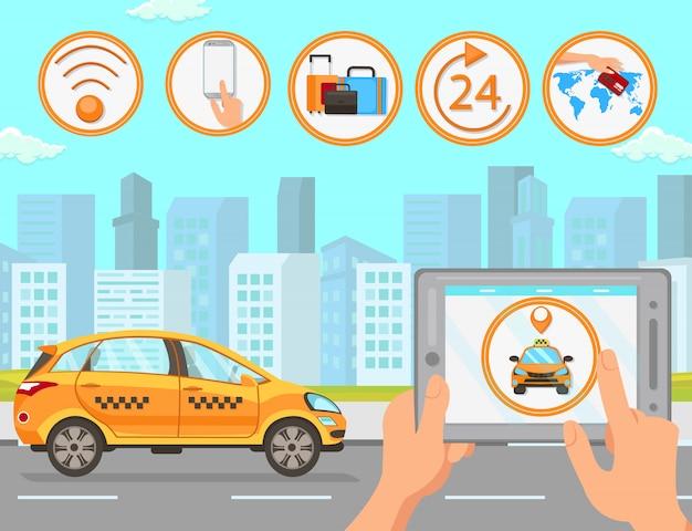 Taxi e servizi di guida
