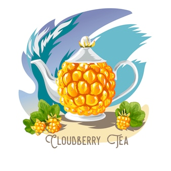 Tè cloudberry