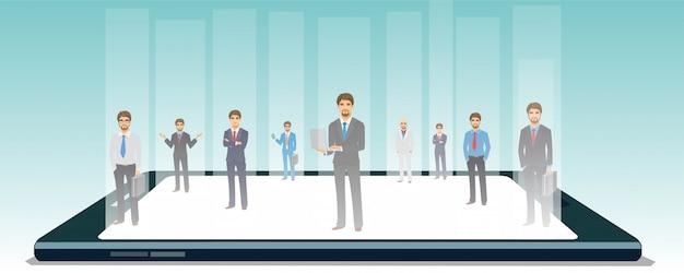Team di business online