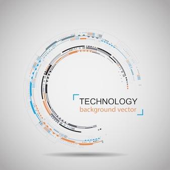 Tecnologia astratto sfondo