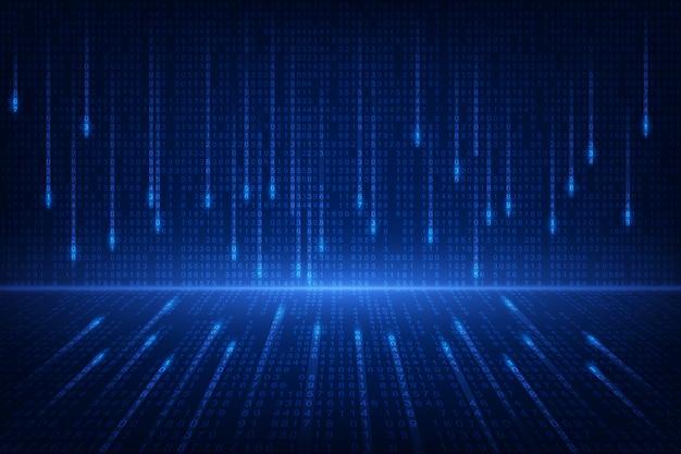 Tecnologia del futuro del circuito binario