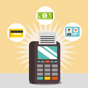 Tecnologia di pagamento nfc