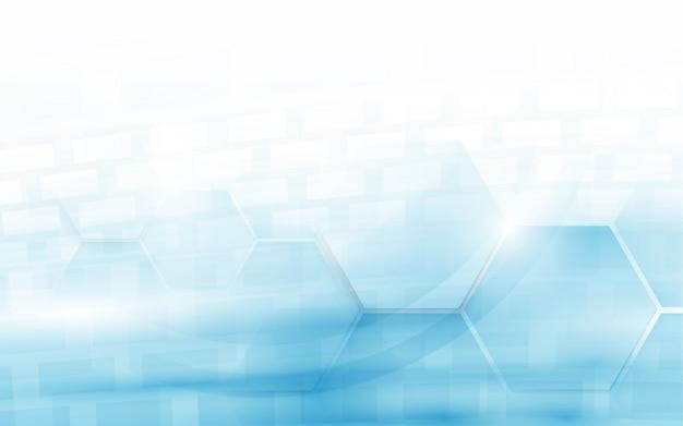 Tecnologia digitale astratta ciao concetto di tecnologia digitale e futuristico