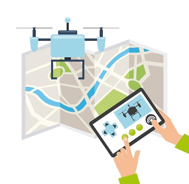 Tecnologia drone