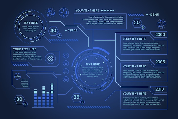 Tecnologia infografica