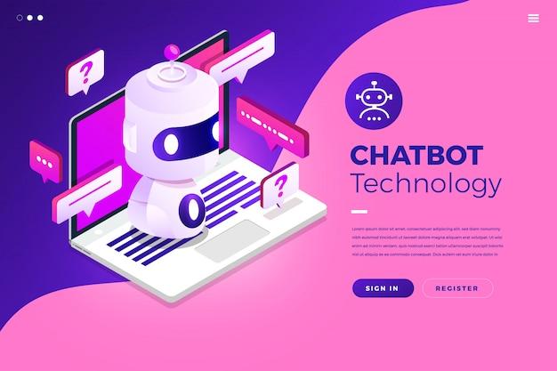 Tecnologia isometrica chatbot