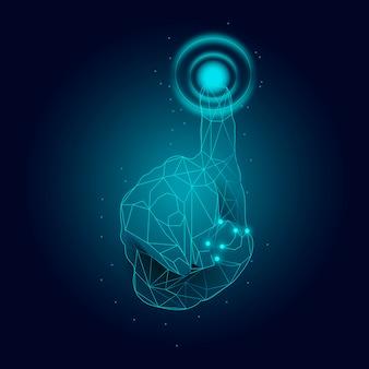Tecnologia scanner per impronte digitali