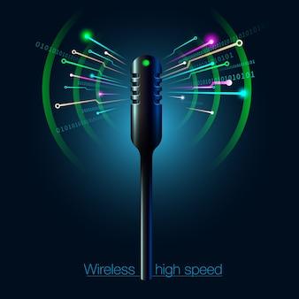 Tecnologia wireless ad alta velocità