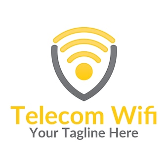 Telecom wifi logo