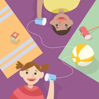 Telefono giocattolo