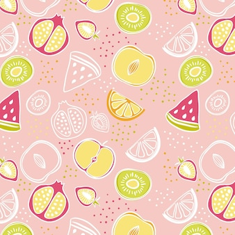 Tema del modello di frutta