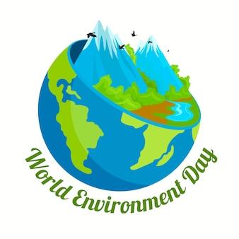 Tema della giornata mondiale dell'ambiente