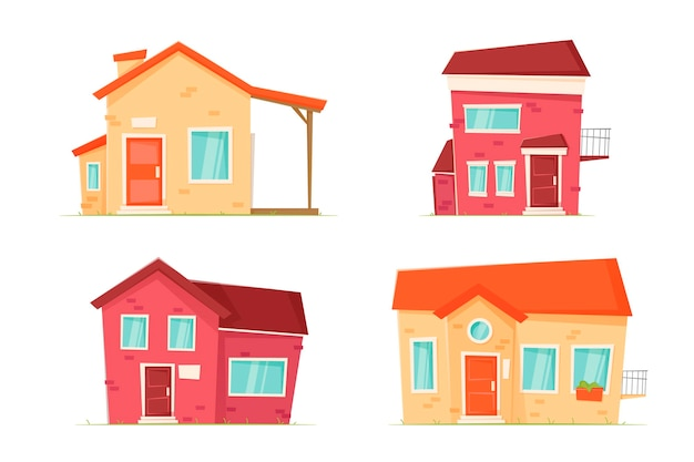 Tema della raccolta della casa