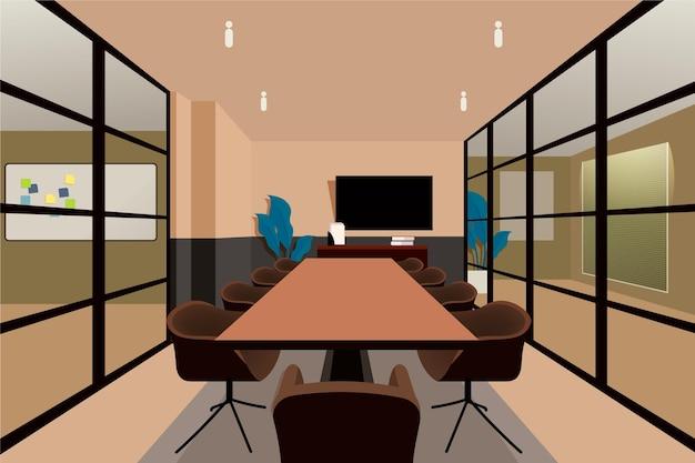 Tema di sfondo di office