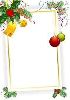 Tema natalizio con vischio, campana