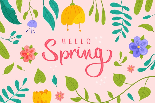 Tema per ciao primavera