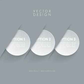 Template design infografica