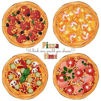 Tempo di pizza