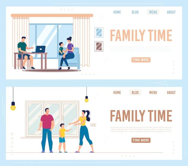 Tempo luminoso dell'iscrizione della famiglia dell'insegna dell'insegna, piano.
