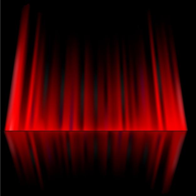 Tenda rossa