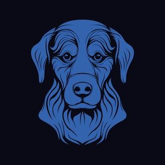 Testa di cane