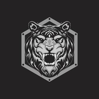 Testa di tigre