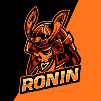 The last ronin logo team esport