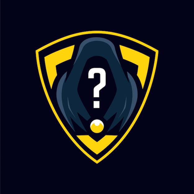 The unknown mysterious logo sports