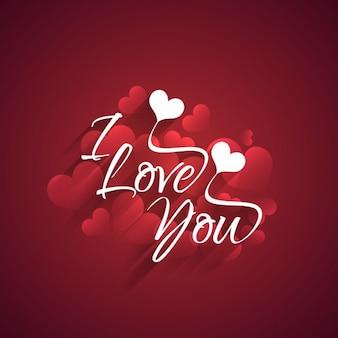 Ti amo carta