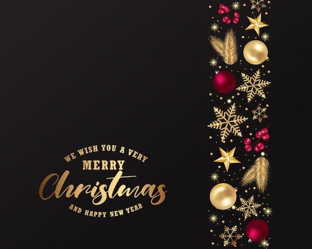 Ti auguriamo un felice auguri di buon natale e felice anno nuovo