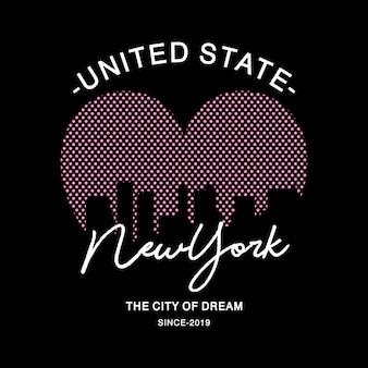 Tipografia new york