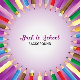 Torna a scuola sfondo
