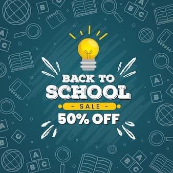 Torna al design di vendita a scuola