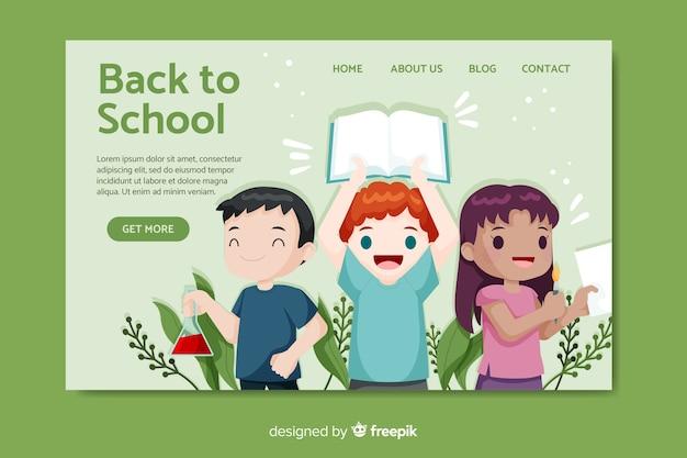 Torna alla pagina di destinazione della scuola