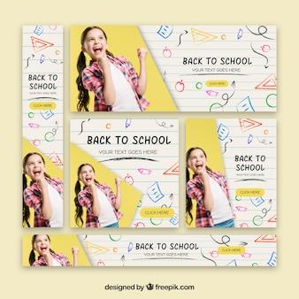 Torna alla raccolta di banner di scuola