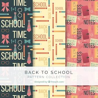 Torna alla raccolta di modelli di scuola con elementi