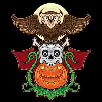 Totem di halloween