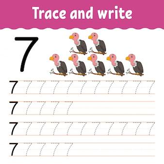 Traccia e scrivi