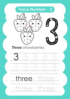 Traccia numero tre - per i bambini dell'asilo e della scuola materna