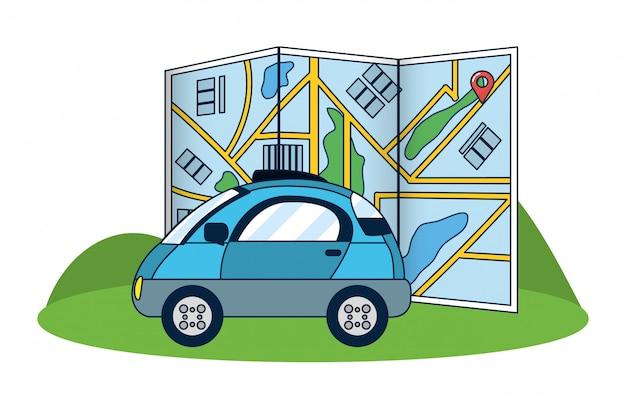 Tracciamento dei veicoli gps